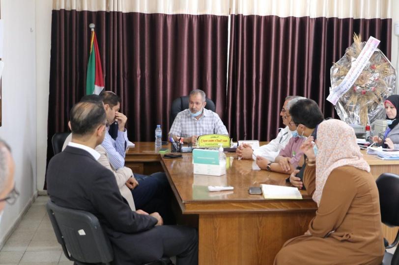 وصول وفد طبي فلسطيني أوروبي إلى قطاع غزة