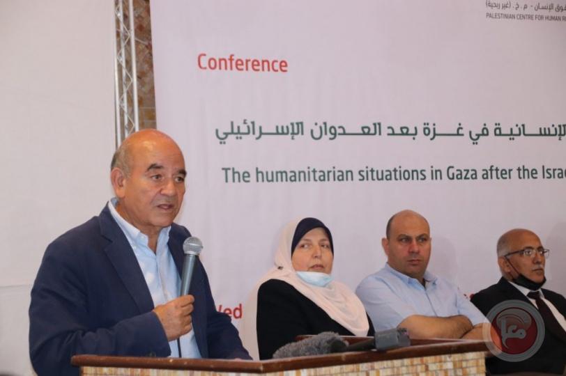 خبراء: تدهور الأوضاع الإنسانية في غزة  بعد العدوان