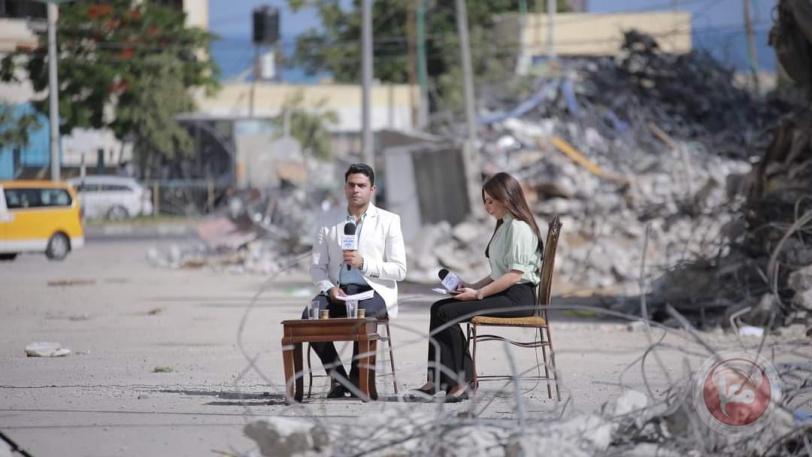 """""""صباح الخير يا مصر"""" يطوى صفحة من التوتر بين غزة والقاهرة"""