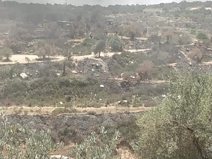 6 إصابات بالرصاص الحي بينها حالة حرجة  في مواجهات جبل صبيح