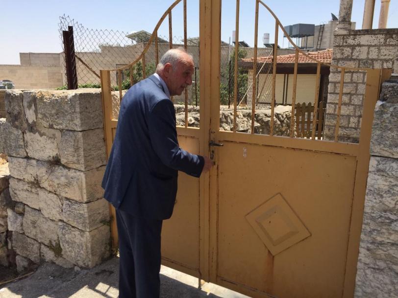 فلسطيني يترشح لرئاسة تشيلي