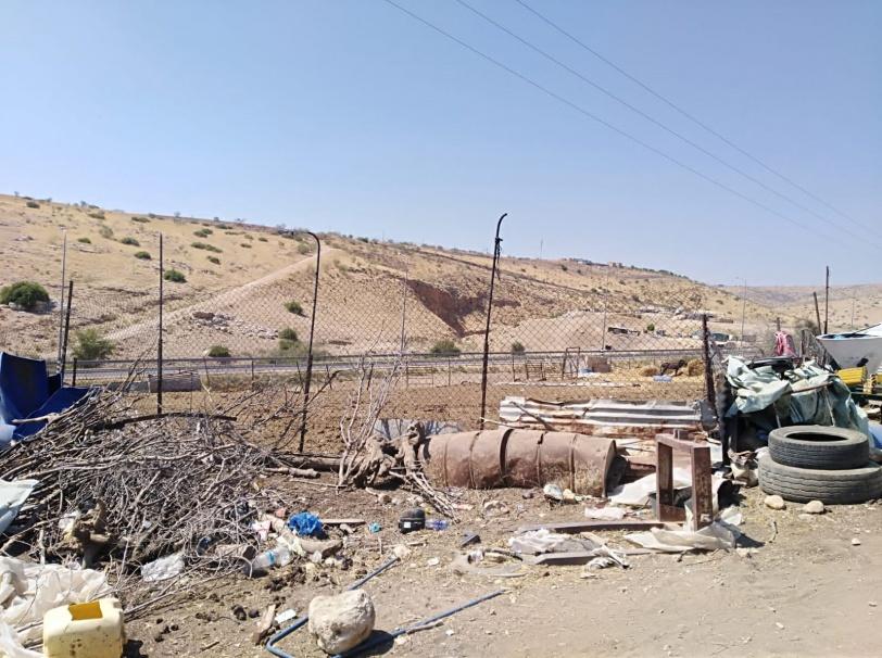 """""""منتدى العائلات الثكلى"""" ينظم لقاء تضامني مع العائلات البدوية في طوباس"""