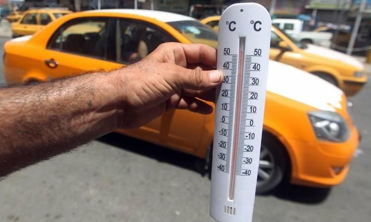 الكويت تُسجل أعلى درجة حرارة على وجه الأرض (صور)
