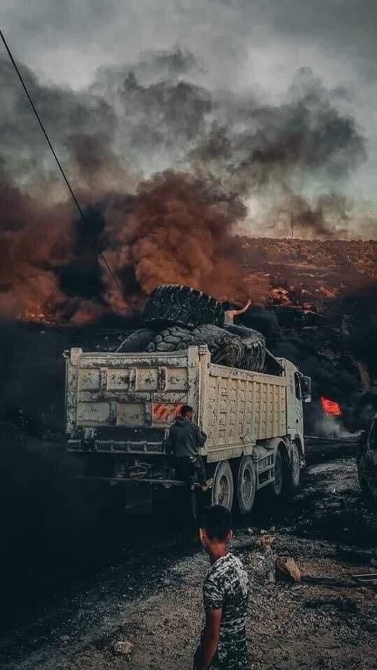51 اصابة خلال مواجهات مع الاحتلال على جبل صبيح وقصرة