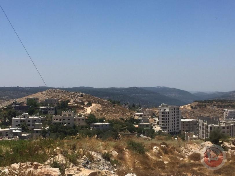 46 منزلا ومنشأة مهددة بالهدم في قرية الولجة غرب بيت لحم