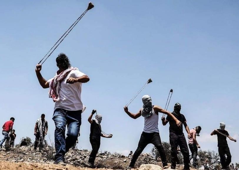 الهلال الاحمر: 146 اصابة بينها 9 بالرصاص الحي خلال مواجهات جبل صبيح