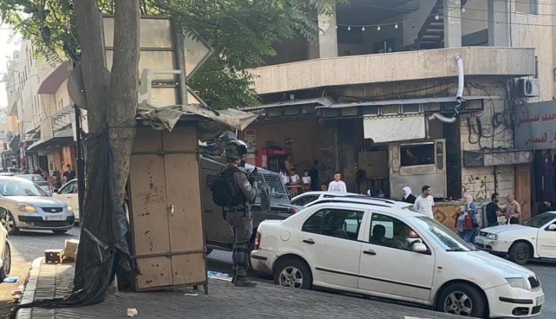 الاحتلال يغلق وسط الخليل تمهيدا لاقتحامات المستوطنين (فيديو)