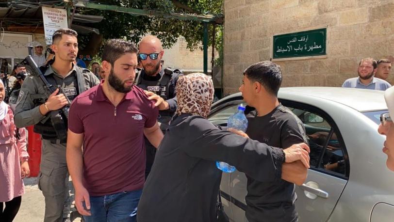 الاحتلال ومستوطنوه يغيبون مظاهر العيد في الأقصى والقدس (صور)