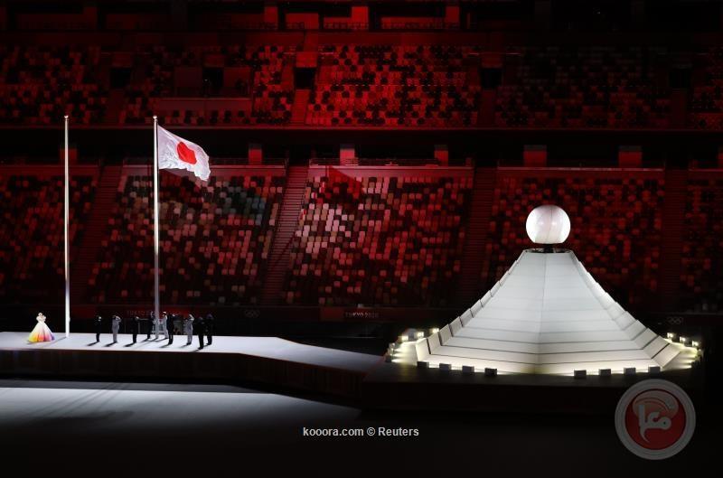 بالصور- انطلاق حفل افتتاح الأولمبياد