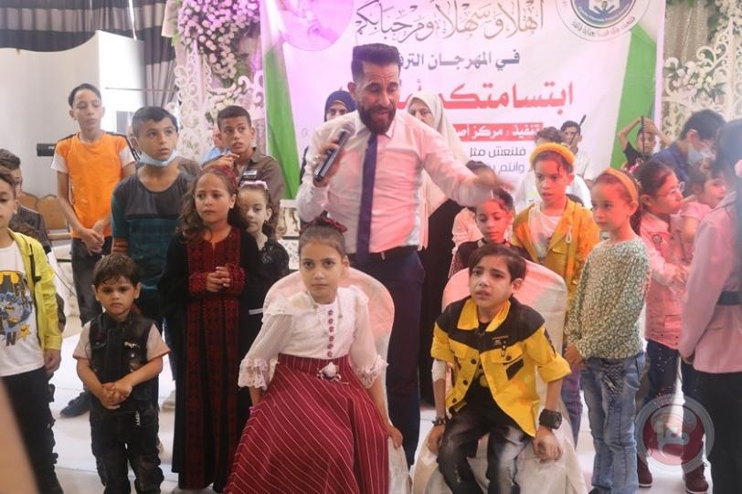 أطفال مرض التليف الكيسي بغزة يناشدون الرئيس المساعدة في علاجهم