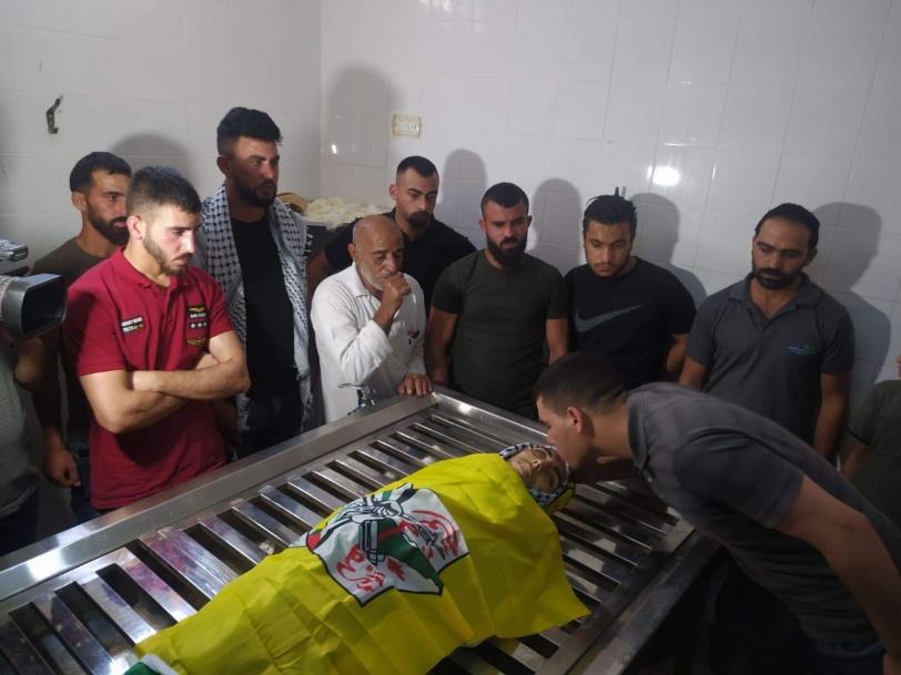 استشهاد الشاب يوسف محارب متأثرا بإصابته برصاص الاحتلال
