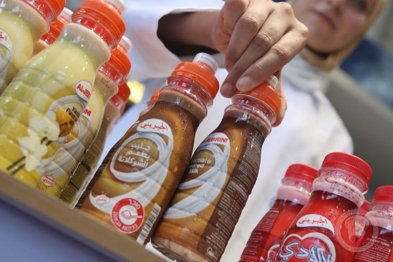 الجبريني لمنتجات الالبان يطرح منتجات جديدة في الأسواق