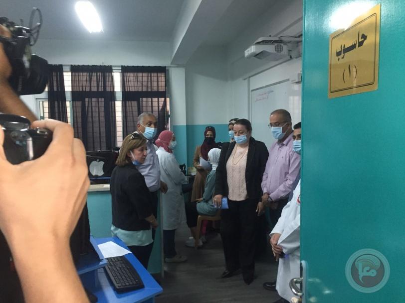 أكثر من 5000 طالب وطالبة يتلقون لقاح كورونا في بيت لحم