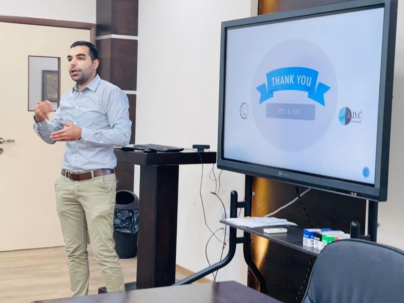 جامعة بوليتكنك فلسطين وشركة الموزعون العرب يدشنان مشغلا ً للتكييف والتبريد بمواصفات عالمية مُعاصرة