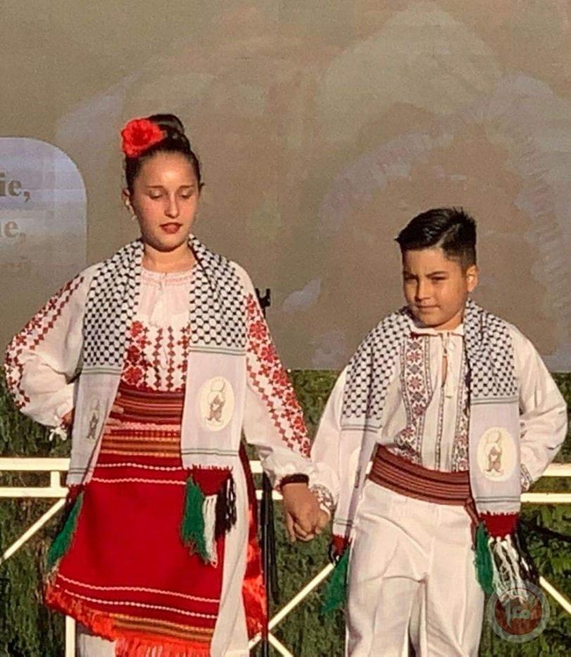 العاصمة الرومانية بوخارست تشهد عرسا ثقافيا فلسطينيا