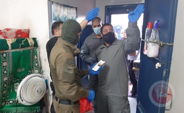 (صور) أسرى نفق جلبوع يهزون عرش الأمن الإسرائيلي