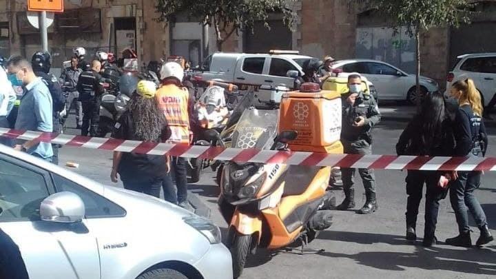 إطلاق النار على فتى فلسطيني بدعوى طعن إسرائيليين في القدس