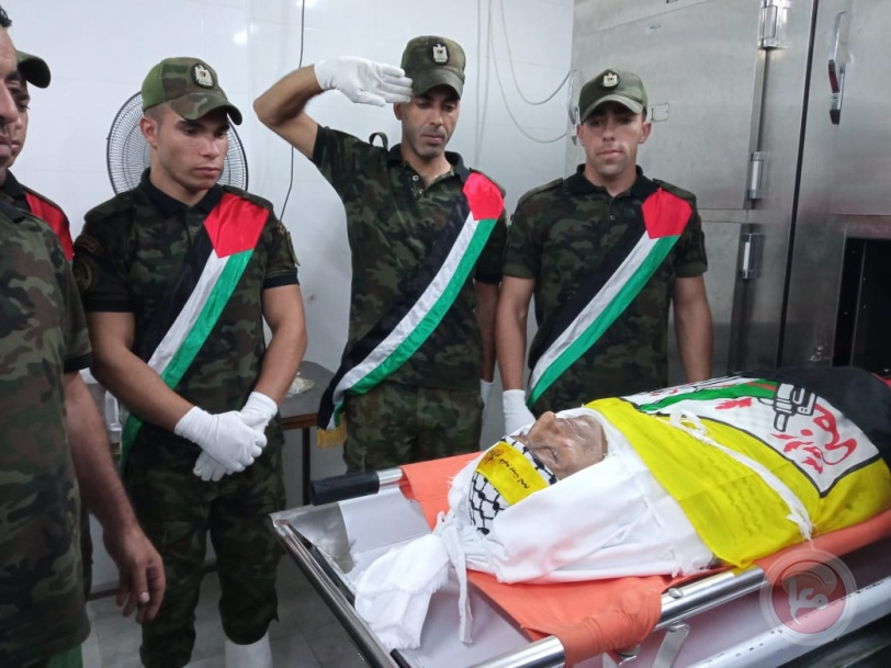 بيت لحم: الآلاف يودعون الشهيد حسين مسالمة