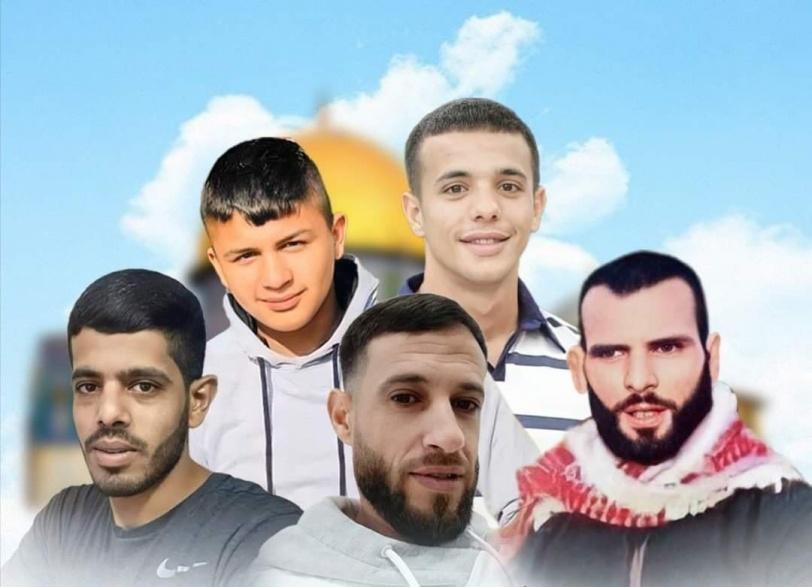 أمين عام الجهاد يهاتف عائلات شهداء القدس وجنين