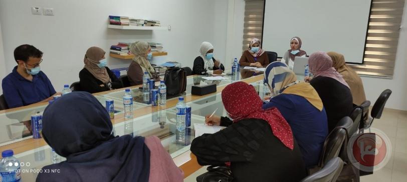 برنامج غزه للصحة النفسية يطلق مشروع بيئة داعمة لمستقبل أفضل