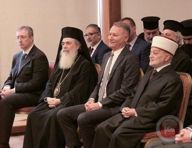 """إطلاق مشروع حي """"لنا"""" القدس كأكبر مشروع تطوير بنياني بالمدينة"""