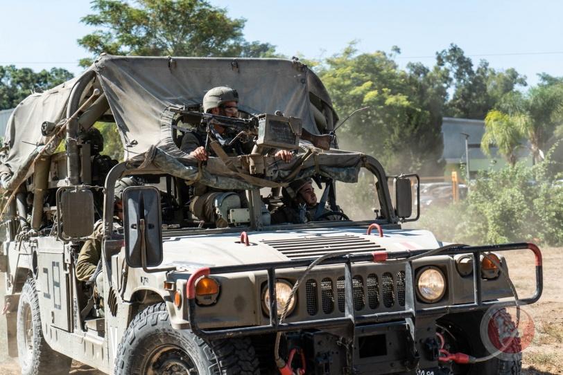الجيش الإسرائيلي: فرقة غزة تتحضر استعدادًا  للحرب