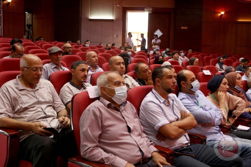 غزة: الاتحاد العام للمراكز الثقافية ينظم حفلا ختاميا للمرحلة الأولى من مشروع  حاضنات ثقافية