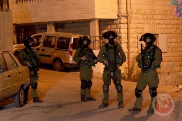 مواجهات واعتقالات في بلدة الطور