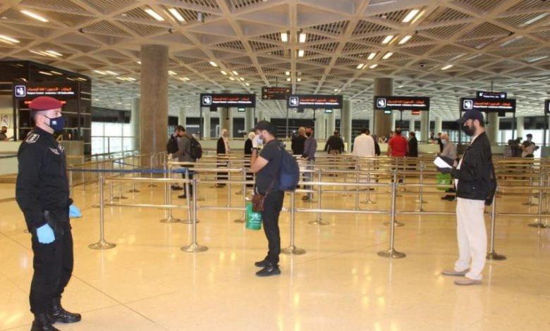 الأردن يوافق على فتح المطار لإجلاء الرعايا الفلسطينيين