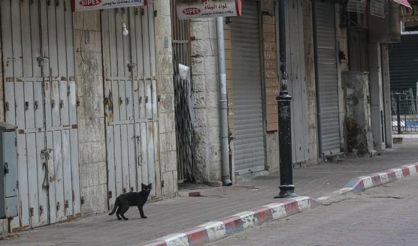 اغلاق 17 محلا لعدم التزام أصحابها بتعليمات الاغلاق في اريحا