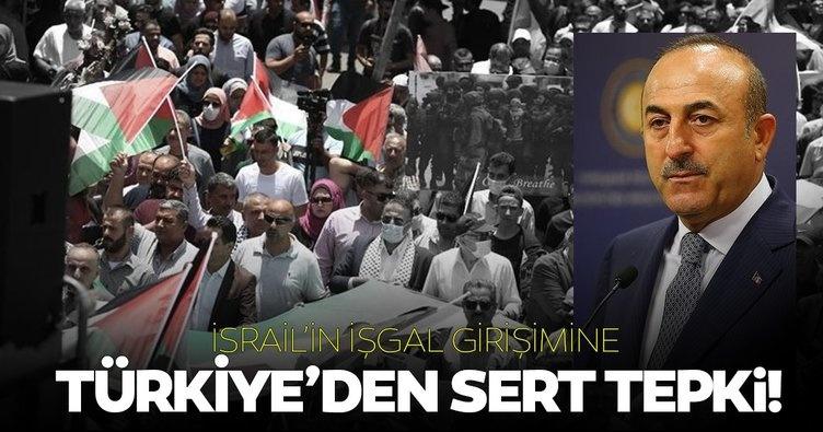 تركيا: ضم إسرائيل أراض فلسطينية ينهي آمال السلام