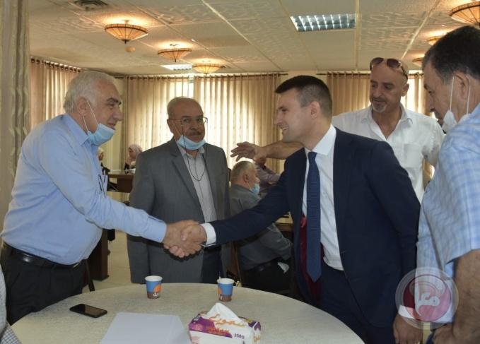 """بدعم من الاتحاد الاوروبي- المركز الفلسطيني للبحوث والتنمية الزراعية يطلق مشروع """"IMPACT"""""""