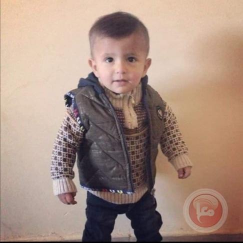 مصرع طفل اثر سقوطة من شباك منزله بنابلس