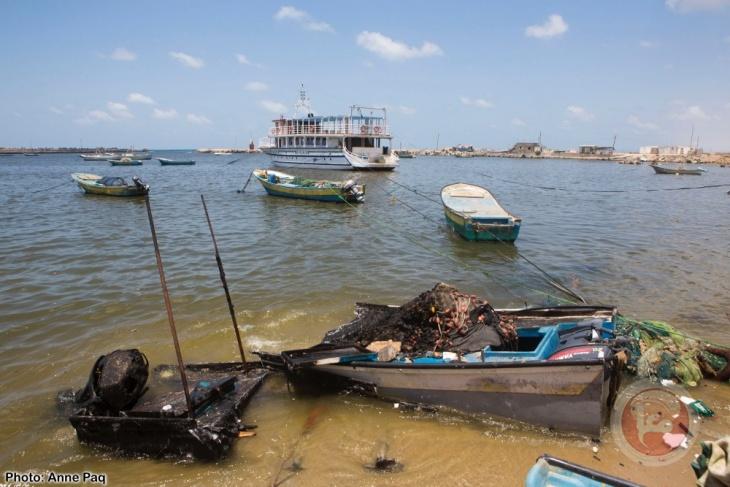 الثاني اليوم: مصرع شاب غرقا ببحر شمال غزة