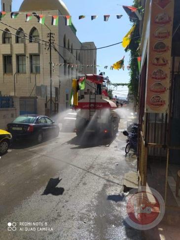 محافظ سلفيت: تسجيل 4 إصابات بـ كورونا  ثلاثة منهم يعملون في مستوطنات