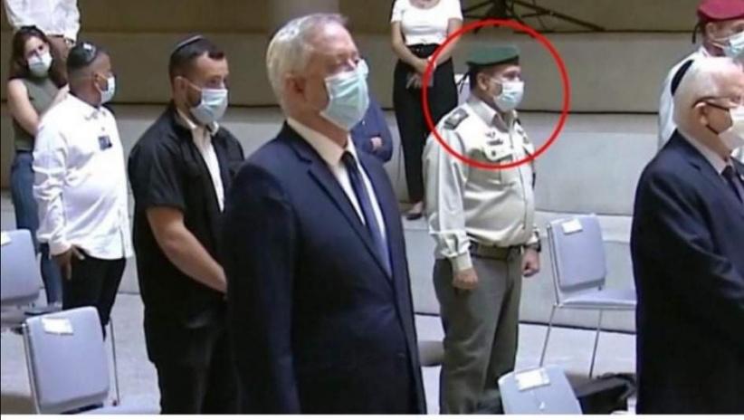 إصابة قائد حرس الحدود في جيش الاحتلال  بكورونا