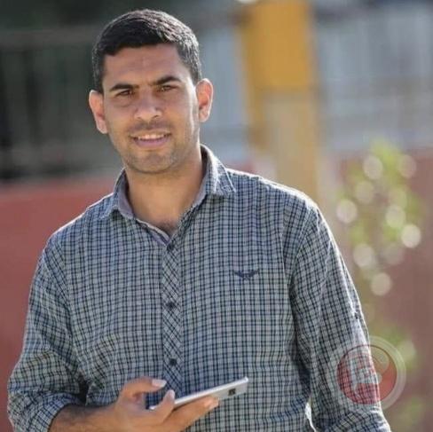 الافراج عن الصحفي أسامة الكحلوت