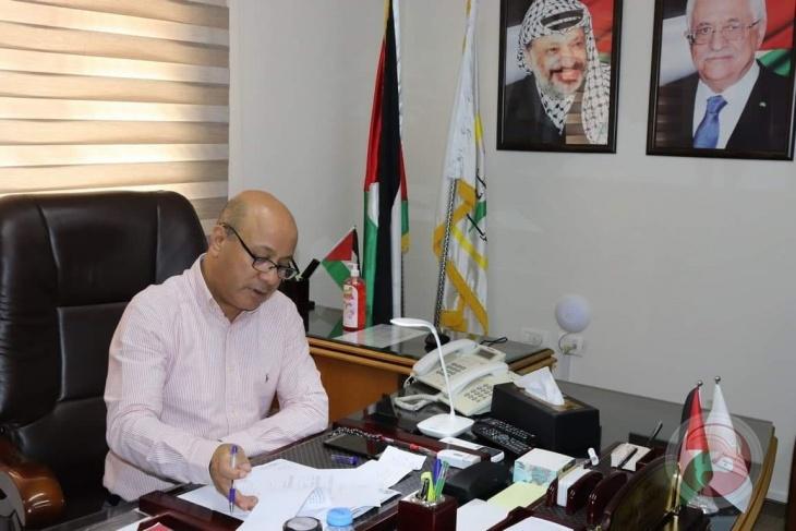 أبو هولي: الاعتداء على القدس وشرعنة البؤر  الاستيطانية وأزمة الاونروا على جدول أعمال مؤتمر المشرفين