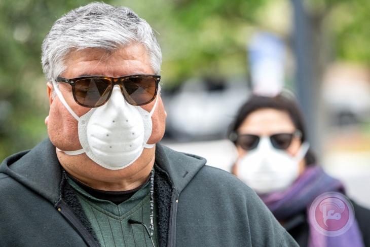 واشنطن: 1067 وفاة و68212 إصابة بفيروس كورونا