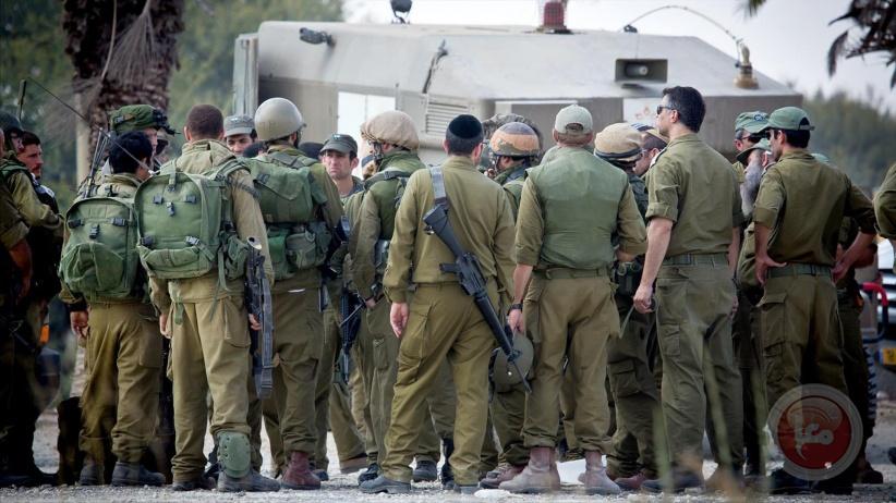 استطلاع للجيش الاسرائيلي: جنود الاحتياط غير مستعدين للحرب
