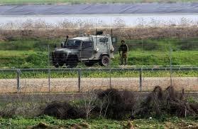 الاحتلال يطلق النار صوب المزارعين وسط غزة
