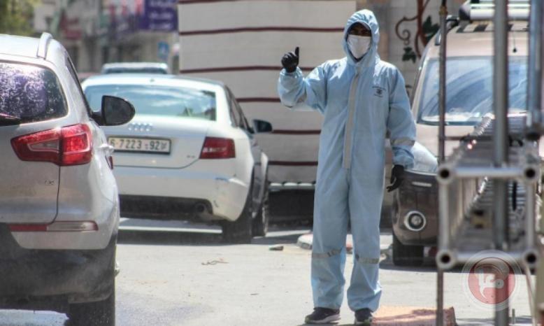 جنين: 11 إصابة جديدة بكورونا في عرابة والمحافظ يغلقها ثلاثة أيام
