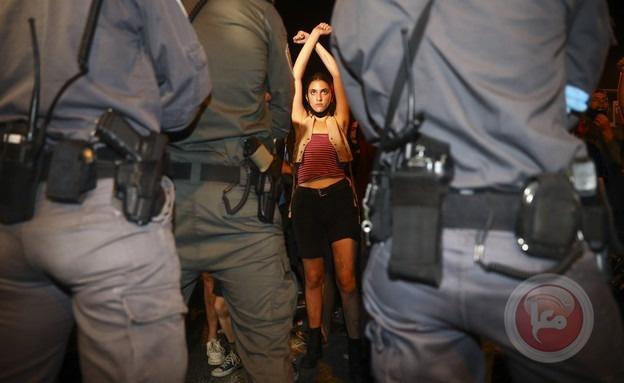 انقلاب شبابي في إسرائيل على نتنياهو