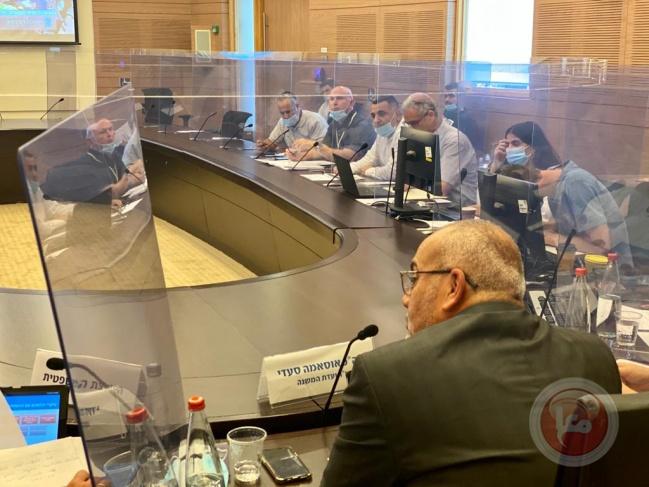 لجنة مكافحة حوادث العمل تعقد جلستها الأولى حول موضوع السقايل والمعايير الأوروبية