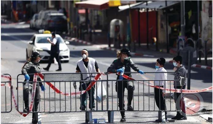 إسرائيل تبدأ اليوم بفرض إغلاق شامل يستمر 3 أسابيع لحصر كورونا