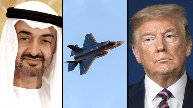 ترامب: لا مانع من بيع طائرات إف-35 للإمارات