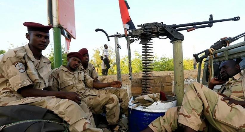 السودان: ضبط خلية إرهابية مع مواد متفجرة يمكنها نسف العاصمة بالكامل