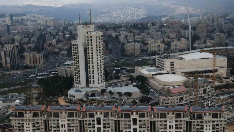 إسرائيل تخطط لبناء 9 ناطحات سحاب بالقدس المحتلة