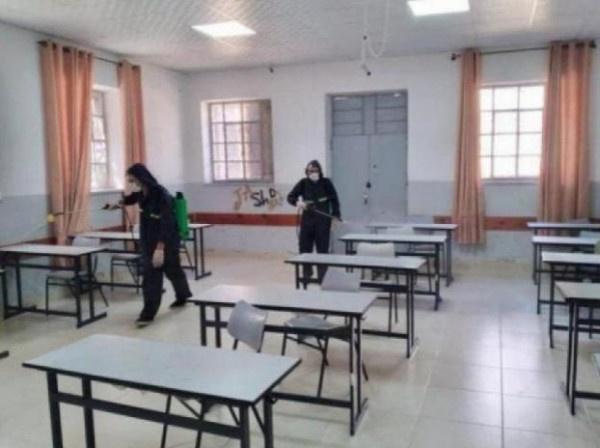 تربية وتعليم بيت لحم تقرر تمديد إغلاق مدرسة بنات العُبيدية وشعب صفية بسب كورونا