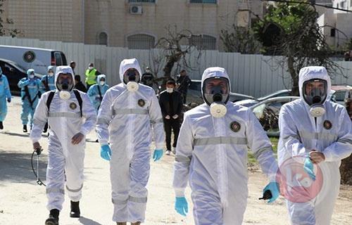 """إغلاق شعب صفية في بيت لحم بسبب فيروس """"كورونا"""""""